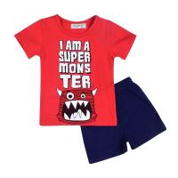 China Customized Color Kids Garments Summer Baby Boys Clothes With Matching wholesale