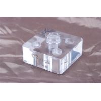 China Clear Silicone Tattoo Gun Holder , Rotary Tattoo Drawing Pen Holder wholesale