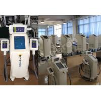 China Vertical Coolplas Cryolipolysis Fat Freezing Machine For Fat Reduction / Body Shaping wholesale