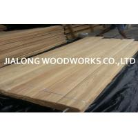China Sliced Brown Ash Real Wood Veneer Sheets MDF And Block Board wholesale