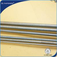 China 1m / 2m / 3m Length High Tensile Threaded Rod Grade 8 OEM / ODM Available wholesale