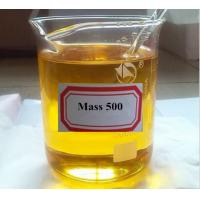 China Raw Oral Anabolic Steroids , Liquid Mass 500mg/Ml For Muscle Gain wholesale
