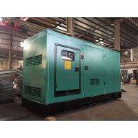 China Standby Power Generator 188 KVA , 50Hz / 60Hz Silent Type Diesel Generator wholesale