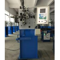 China 650Pcs / Min CNC Spring Coiling Machine Two Servo Motors / high speed spring coiler wholesale