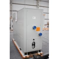 China Geothermal 77KW 20 Ton Heat Pump Condenser Unit With Fuzzy Control wholesale