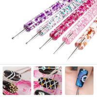 China UV Gel Painting Nail Care Tools Dotting Pen Weight 45g Various Color Available wholesale