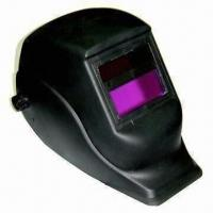 China Auto-darkening Welding Helmet with Knob Adjustment wholesale