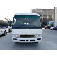 China Petrol 30 Seater High Roof Diesel Toyota Rosa Bus Light Commercial Vehicles wholesale