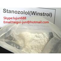 Quality Oral Winstrol Stanozolol Raw Anabolic Steroid Hormones Powders For Muscle Growth CAS 10418-03-8 for sale
