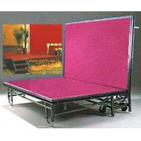 China Red Exhibition Portable Stage Platforms / Waterproof Platform wholesale