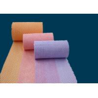 China Spunlace Nonwoven Industrial Wipes Kitchen Cleaning Cloth with Silk Screen Printing wholesale