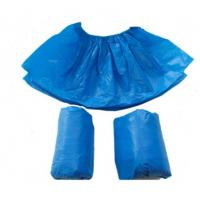 Anti Slip Disposable Shoe Covers Customzied Hand Made For Medical Personnel