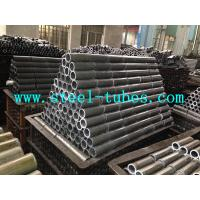 China Low Carbon Seamless DOM Steel Tube SAE J526 Round Shape For Automotive wholesale