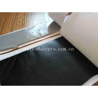 China No Printing Molded Rubber Products Butyl Rubber For The Gas Tightness , Water Tightness wholesale