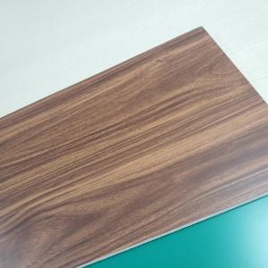 China Wooden Wood Granite Aluminium Decorative Composite Panels , Alu Composite Panel Marble Look wholesale