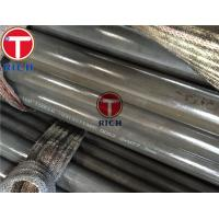 China Superheater Seamless Steel Tube Ferritic / Austenitic Alloy Round Shape wholesale