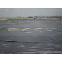 China Polypropylene Woven Geotextile Fabric 80 / 70 KN Circle Loom For Foundation Building wholesale