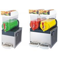China Commercial Refrigeration Equipment Slush Machine Counter Top Type 12L or 15L wholesale