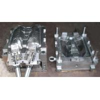 China Custom injection molding plastic parts auto parts mould with Hardness of steel on sale