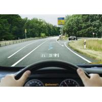 China Highway speed limit car heads up display on sale