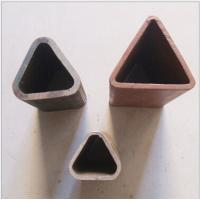 Quality 1010 1020 1045 ST35 ST37 ST44 ST52 Special Triangle Steel Tube for sale