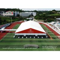 China 1000 People Waterproof Outdoor Party Tents With Aluminum Alloy 6061 / T6 Frame wholesale
