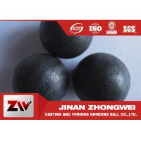 China High Performance Casting Steel Precision Steel Balls For Cement Plant wholesale