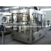 China Carbonated /Soft /Drink Filling Plant (CGFD 24-24-8) wholesale