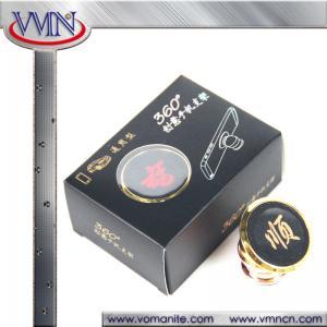 China Universal 360°Creative Aluminum car bracket phones tablets Magnetic car navigation backet on sale