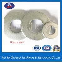 China Stainless Steel Carbon Steel DIN6796 Conical Lock Washer Flat Washer Spring Washer on sale