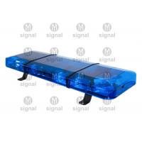 China Super Brightness Ambulance Light Bar 12V ~ 24V 990mm Dustproof Low Consumption wholesale