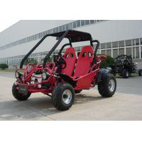 150cc Air Cooled CVT Go Kart Automatic With Reverse , Sport Style