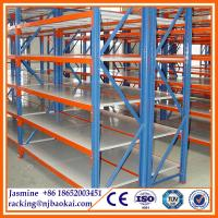 China Nanjing Baokai excellent quality longspan shelving wholesale