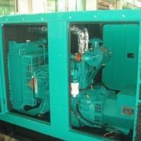 China Gasoline Generator Set with Nice Transient Response, 380 or 220 and 400 or 230V Advertised Voltage wholesale