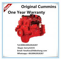 China 180hp euro 4 engine for truck Cummins truck engine for sale wholesale