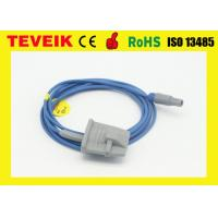 Buy cheap redel 6pin adult soft Reusable SpO2 sensor for Mindray patient monitor from wholesalers