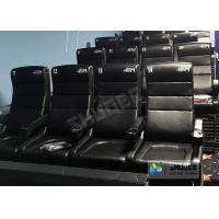 China Commercial 4D Cinema Theater With Arc / Flat Screen TMS Systems Compatible wholesale