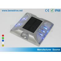 China Durable 2-Side Reflective Solar Road Studs,  Cost Effective Raised Pavement MarkersAluminum Alloy wholesale