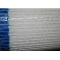 China Under 230 Degree Polyester Spiral Mesh Belt For Sludge Dewatering wholesale
