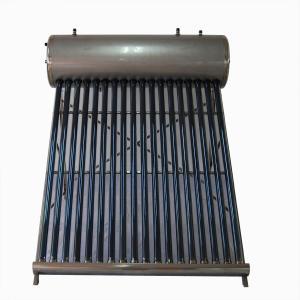 China 18 Vacuum Tubes Pre-Heating Solar Water Heater , SUS304-2B Tank wholesale