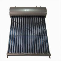China High Efficiency Pre-Heating Solar Water Heater 150L 18 Vacuum Tubes 58mm * 1800mm wholesale