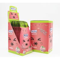 China 16g Sugar free mint candy in sachets pack/ Peach Flavor Sugar Free Mint Candy wholesale