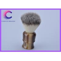 China Professiona pure tech synthetic hair shaving brush gifts for handmade men wholesale