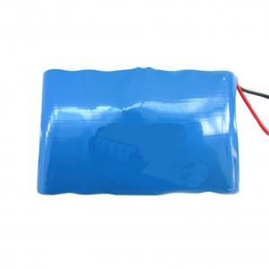 China 7.4V 6600mAh 18650 Lithium Ion Battery NMC Rechargeable wholesale