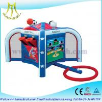 China Hansel PVC commercial outdoor inflatable ball games inflatable ball filed wholesale