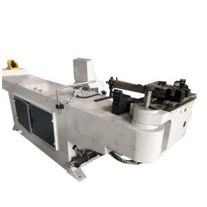 China PLC 1.0mm Thickness Steel Tube Bending Machine  PLC Program Control wholesale