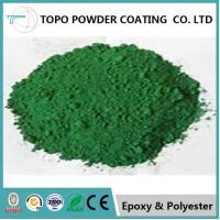 Buy cheap RAL 1027 Fluidized Bed Powder Coating , Durable Electrostatic Fluidized Bed Coating from wholesalers