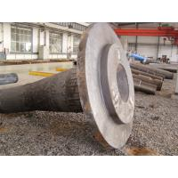 China GB Standards Carbon Steel Proof Machining Forged Turbine Shaft Applied Machinery, Power on sale
