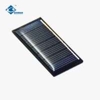 China 3.5V 0.18W Mini Solar Photovoltaic Panels for foldable solar panel charger ZW-5525 Residential Solar Power Panels wholesale