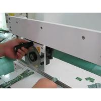 Quality 460mm / 700mm / 1000mm / 1500mm PCB Depaneling Machine , Manual Circuit Board Cutter for sale